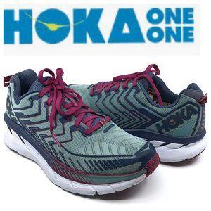 Hoka One One Clifton 4 Hiking Trail Running Shoe